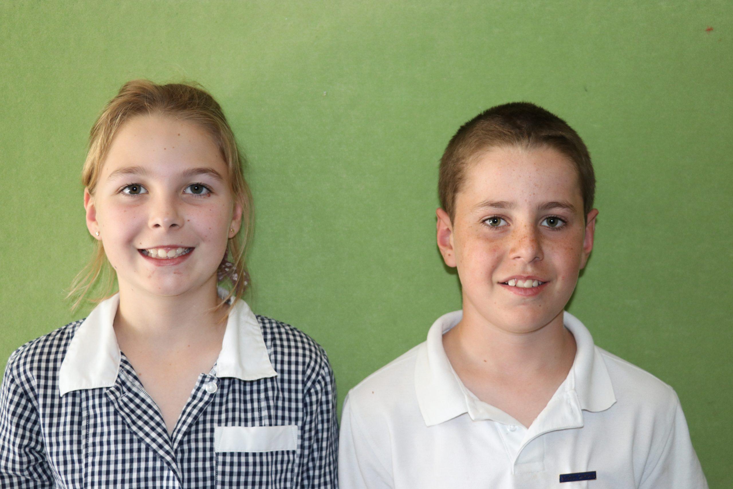 School Captains 2020