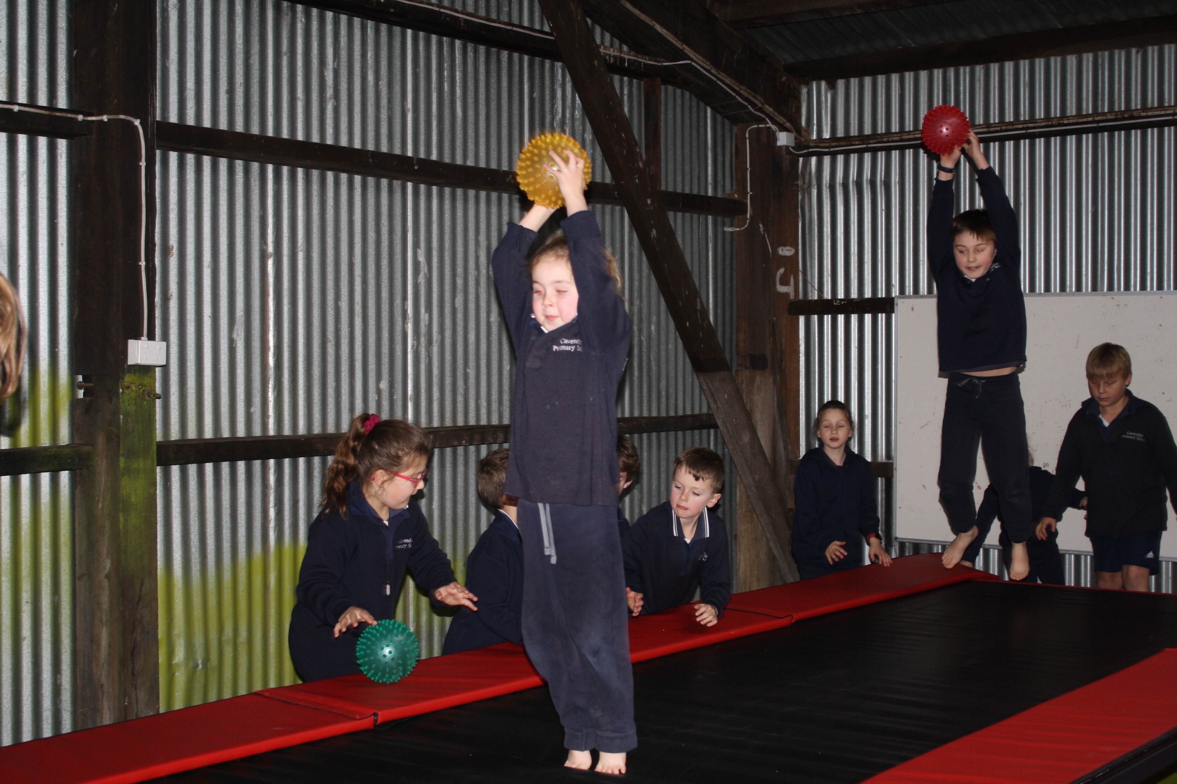 Gymnastics Fun – Sporting Schools Program